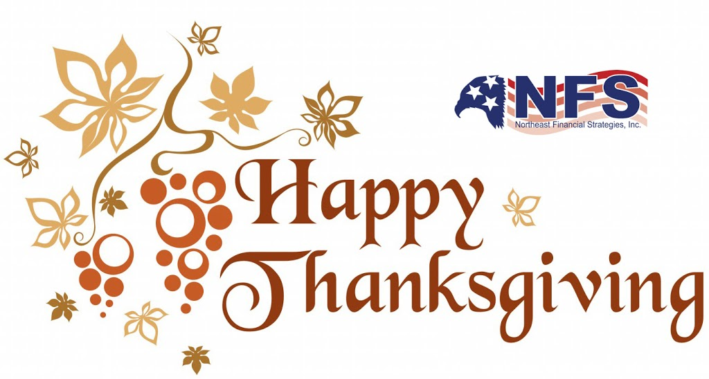 Happy Thanksgiving from NFS!