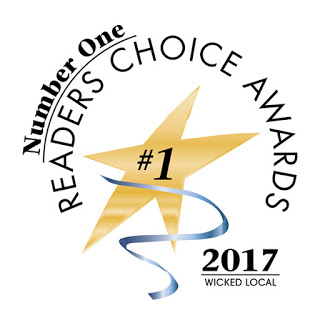2017 WickedLocal.com Reader's Choice Awards