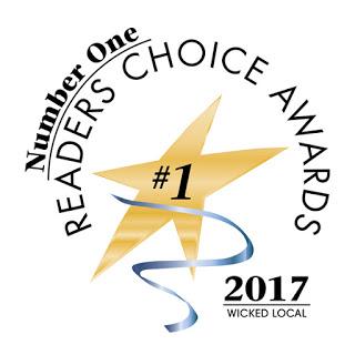 2017 WickedLocal.com Reader's Choice Awards