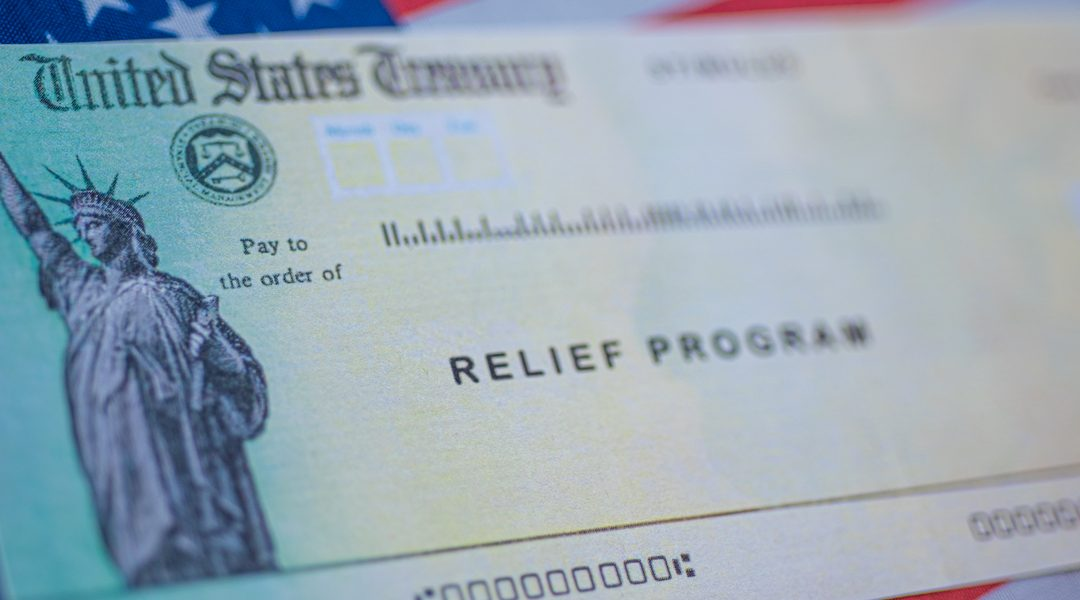 IRS, Treasury disbursed 90 million Economic Impact Payments from the American Rescue Plan